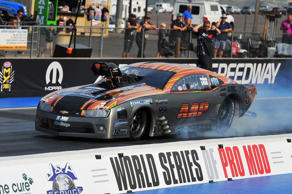 Denver-Based Quick Drive Racing Named Sponsor of World